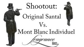 Shootout: Original Santal vs. Mont Blanc Individuel vs. Joop! Homme!