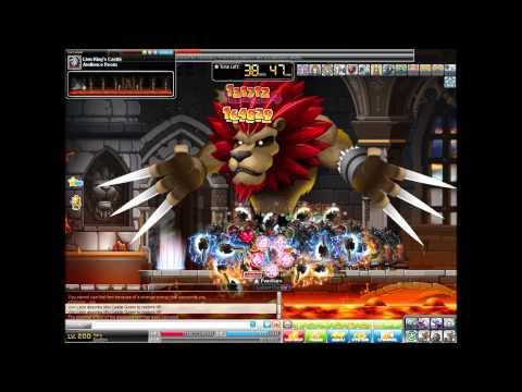 GMS - 200 Hero - Von Leon Solo No Death