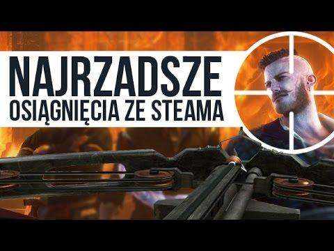 NAJRZADSZE niepozorne osignicia ze Steama [tvgry.pl]