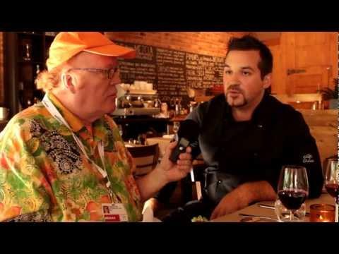Mezcla Restaurant, Montreal Pt.2 Chef Georges-Etienne Tremblay ~ Stephen Holt Show