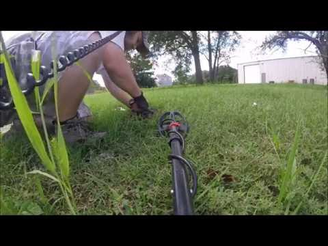 Back To My New, Old House Site Diggin Arkansas 30 Metal Detecting