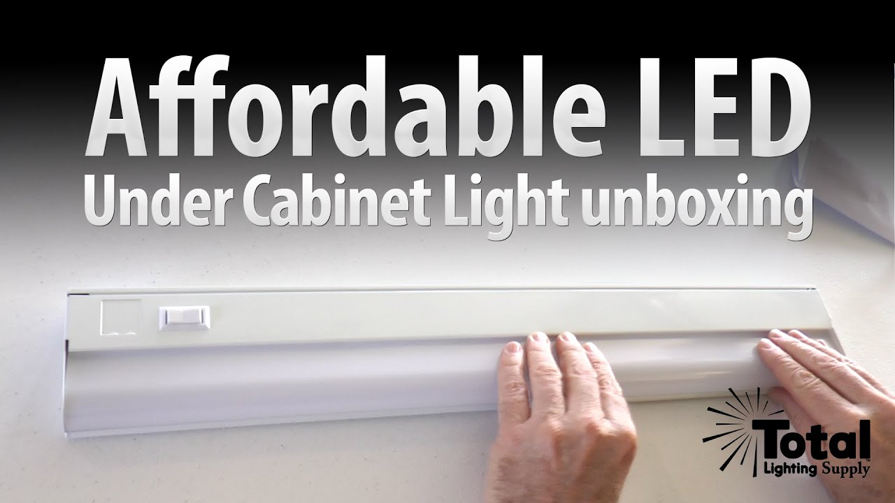 New TLS-EU series LED Under Cabinet Light - Bright Affordable Lighting by Total Recessed Lighting & New TLS-EU series LED Under Cabinet Light - Bright Affordable ... azcodes.com
