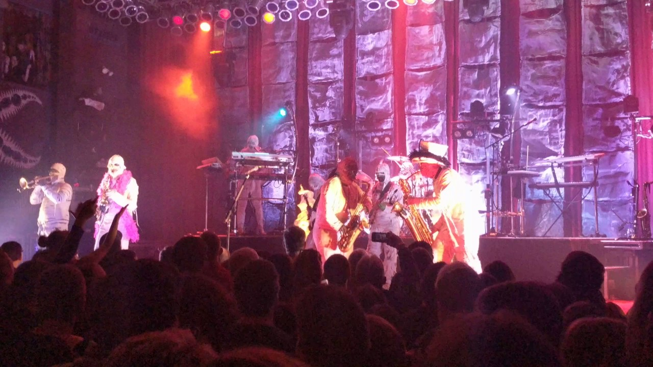 here come the mummies - kinda lingers - house of blues chicago - 2