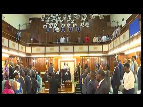 Yoweri K Museveni Live Stream/East Africa legislative assembly address
