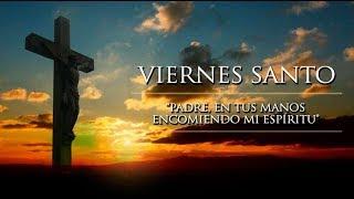 Santo Rosario de Hoy en Directo + Via Crucis. Semana Santa. Viernes Santo, 19 de abril de 2019