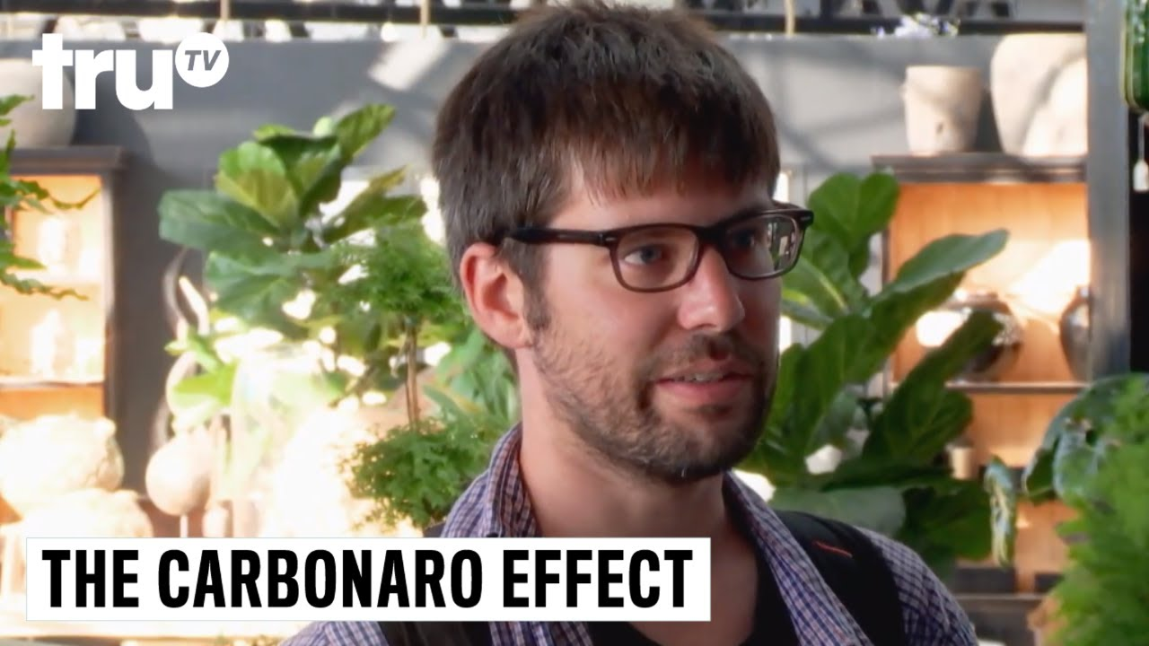 The Carbonaro Effect - Sunlight Activated Flower (Full Scene) | truTV