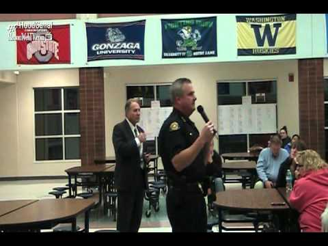 Shelton School District Open Forum on Safety & Security