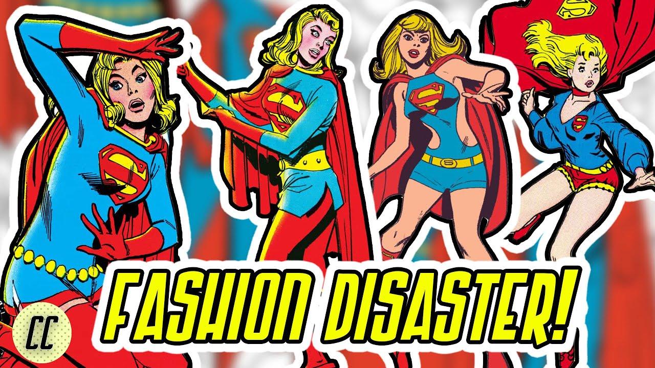 Supergirl's WORST Costumes Explored?!