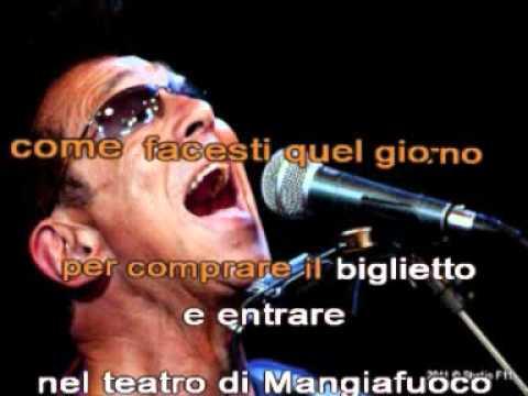Karaoke-Bennato Edoardo-È stata tua la colpa.wmv