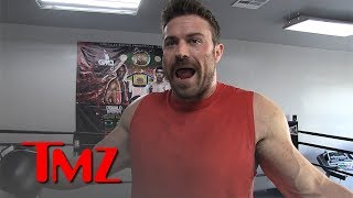 'Bachelor' Alum Chad Johnson Eyes Colton Underwood for Charity Fight | TMZ