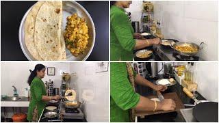 Cauliflower Dry GravyCauliflower SabjiSide dish for chappathi