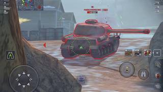 World of Tanks Blitz - Mostly tier 8 gameplay