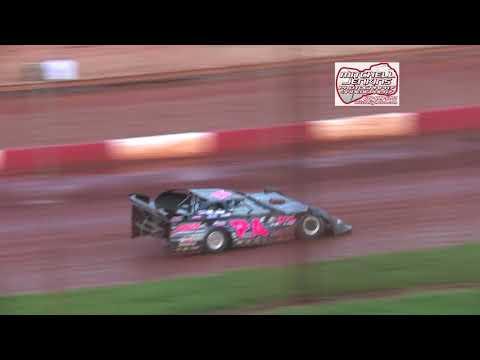 Dixie Speedway 6/6/15 Super Latemodel Qualifying!