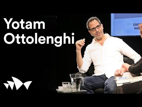 Yotam Ottolenghi in Conversation at Sydney Opera House
