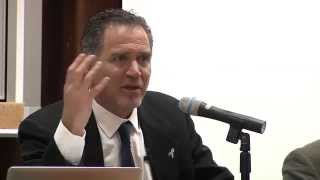 Miko Peled, Israeli Peace Activist, Writer and General
