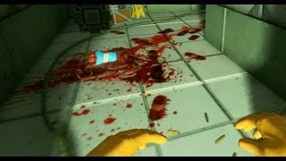 Viscera Cleanup Detail : Sweep That Floor Kid!