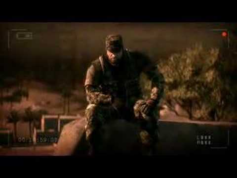 Battlefield Bad Company - Sergeant Redford's Video Blog