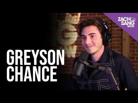 """Greyson Chance Breaks Down """"Portraits"""" and Talks Relationships Mp3"""