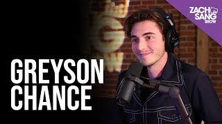 "Greyson Chance Breaks Down ""Portraits"" and Talks Relationships"
