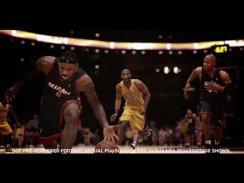 NBA 2K14 - New Signature Skills