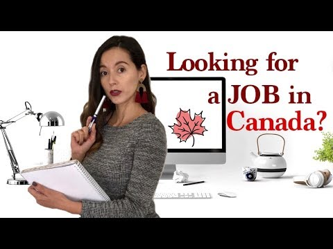 Find A Job In Canada Using These Tips