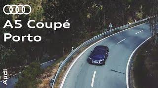 The Audi A5 Coupé: Porto Press Launch