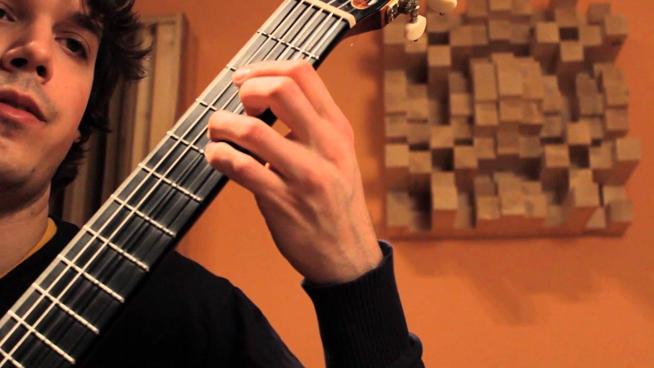 Fernando Sor - Study op. 6 n. 11