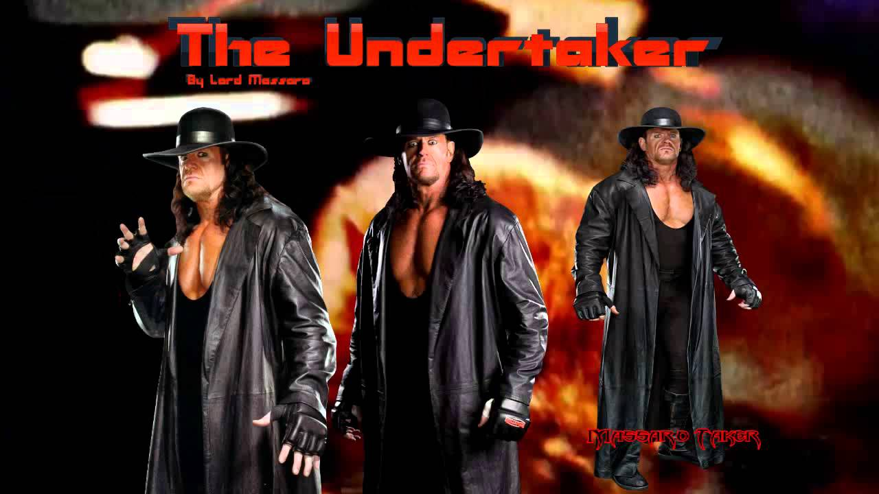 the undertaker rest in peace 2012 theme druids arena efects hd