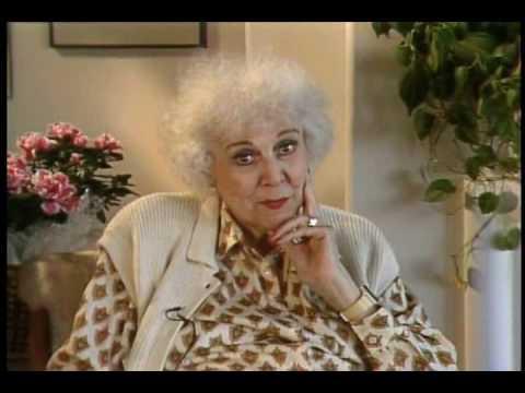 Lita Grey Chaplin Archive Interview (Part 1) (HQ)