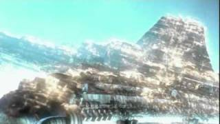 Stargate Universe - Destiny Dives Into A Blue Supergiant