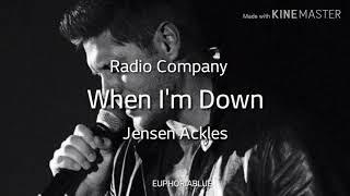 Baixar Jensen Ackles - When I'm Down