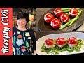 Recepty CVR - Chutné a zaujímavé predjedlá / Delicious and stylish appetizers