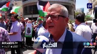 مؤسسات ومنظمات فلسطينية تطلق حملة لرفض قرصنة الاحتلال أموال الأسرى والشهداء والجرحى