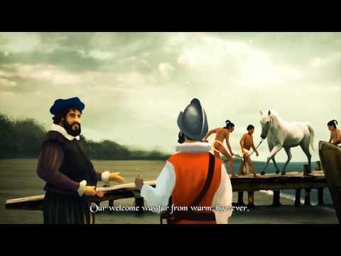 Expeditions: Conquistador Official Game Trailer