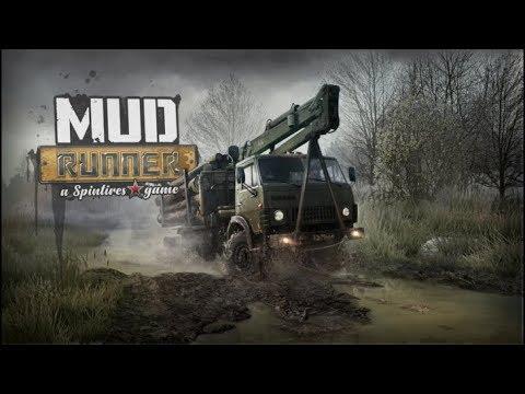 Spintires: MudRunner ▶ Грязный стримчанский)