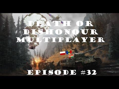 HOI 4 Multiplayer: Death Or Dishonour Episode 32 - Fortress Havana