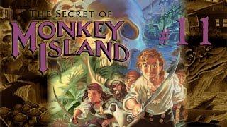 The Secret of Monkey Island #11 - ¡Habemus Barco!