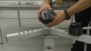 Cam & Dog Block Wheel Clamps