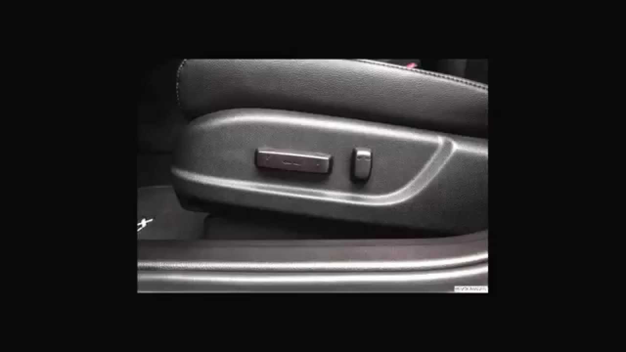 2015 Acura ILX Sedan Interior Design and Special Features  YouTube