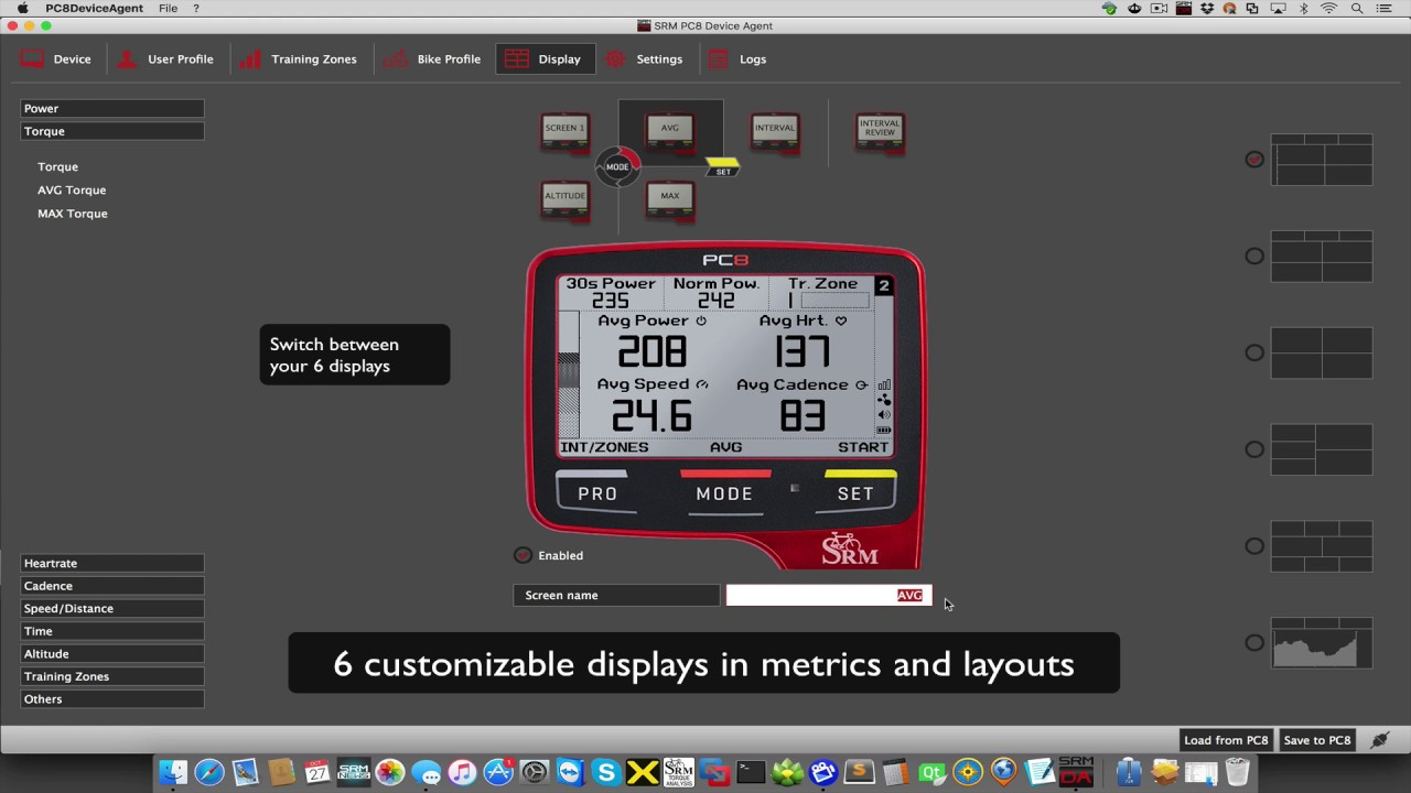 SRM PowerControl8 - Video Tutorial - 2  PC8 and