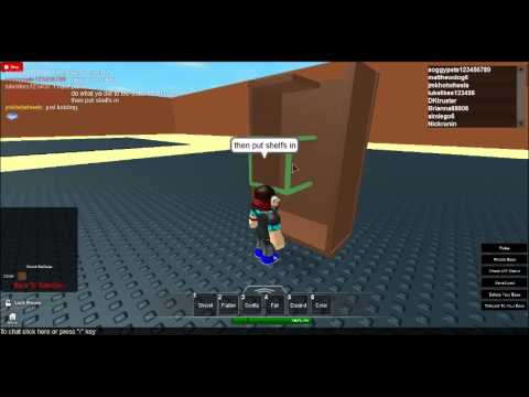 roblox how to build cool things on sandbox part 1 - YouTube