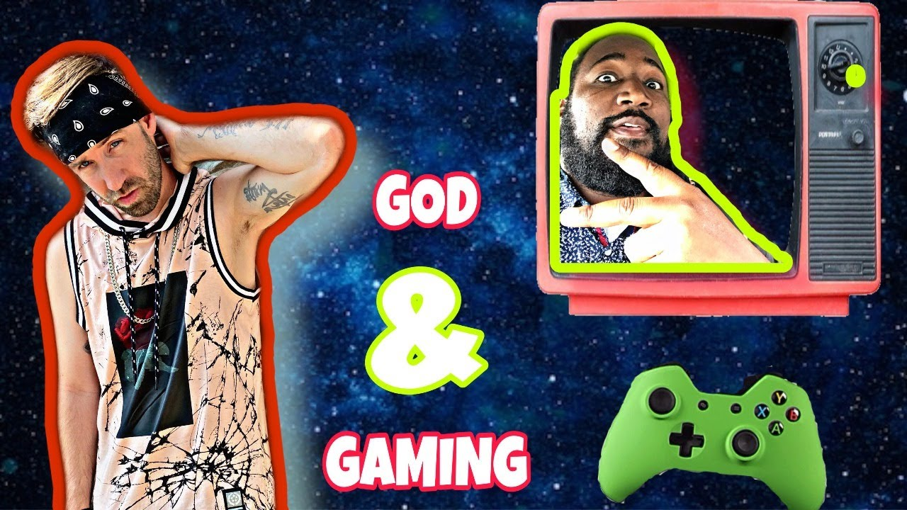Justin Mitchell: God + Gaming + Apologetics = WHAAAAAAT?!