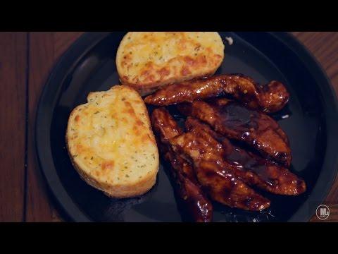 Oven baked bbq chicken tenderloins no breading
