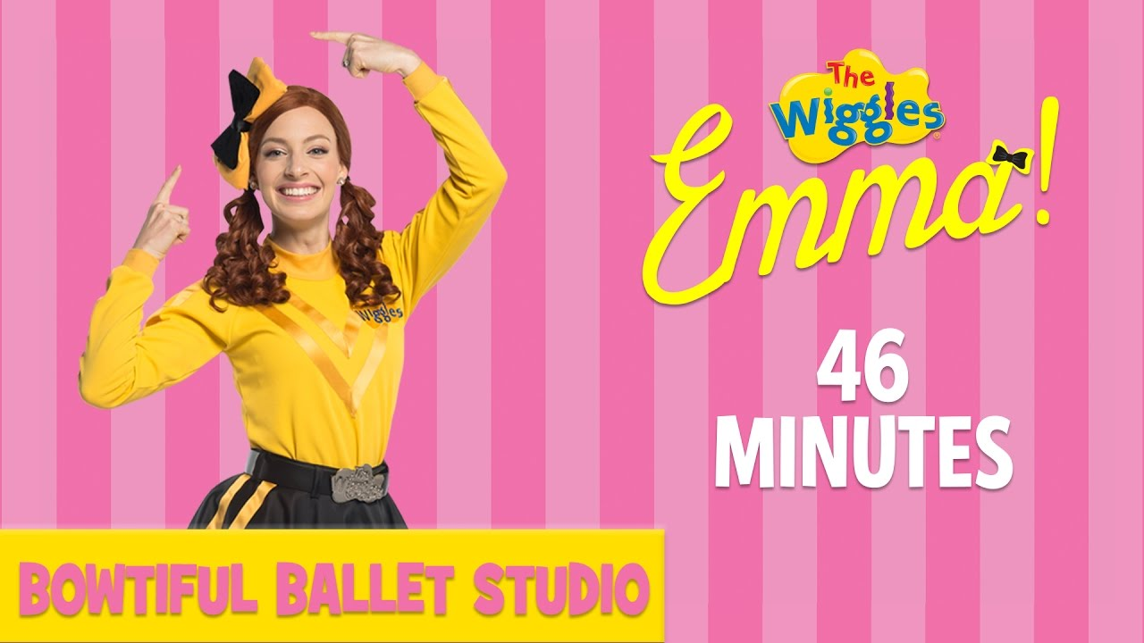 f19310b2ce8ea The Wiggles: Emma's Bowtiful Ballet Studio - YouTube