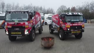 Mammoet Rallysport: Our Team