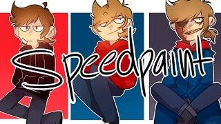 [Eddsworld] Tord's /Speedpaint