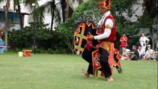 Kuda Kepang performance at Malay Heritage Centre, Singapore