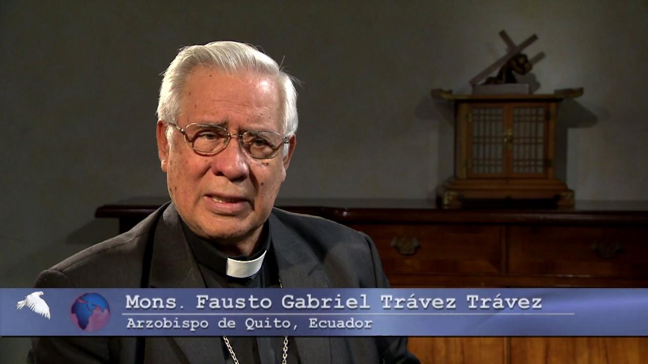 Mons. Fausto Trávez Trávez