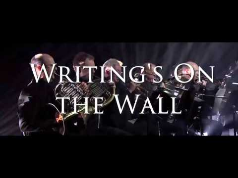 Writing's on the wall - sam smith (lyrics)