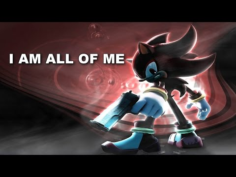 [SONIC KARAOKE] Shadow the Hedgehog - I am... all of me (Crush 40)  [WATCH IN HD]